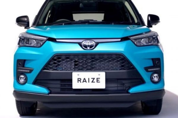 Toyota Raize Sudah Resmi Meluncur, Masuk Indonesia?